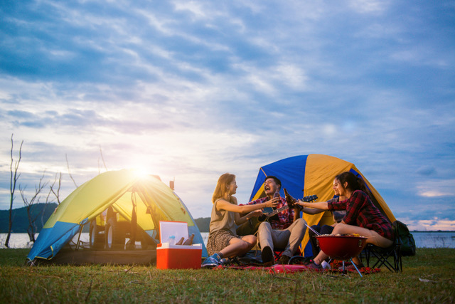 Booking solutions for Campsite